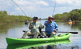 Fly Fishing Kayaks | Fly Fishing Canoes